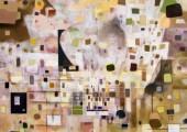 Die Tür (2012 85 x 100 cm tempera/ oil on canvas)