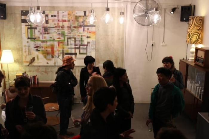 at Montoya. Coiffeur. Living. Room. Photo: Sebastian Koro